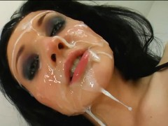 amateur first facial