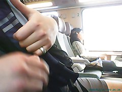 japanese on train