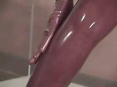 Latex xxx movies