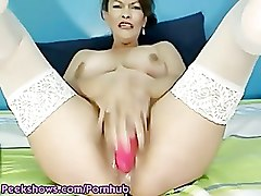 Mature Latin Fucks On Webcam