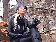 leather torture