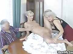 caught by hotel maid