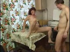 Mature Mother Fucked By Her Neighbour Boy - Rayra