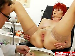 gyno doctor mature spy