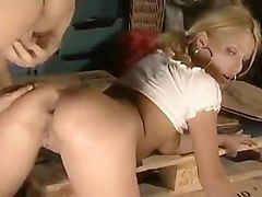 double anal squirting