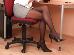 secretary ass to mouth