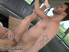 straight guy gets fucked