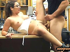 backroom facials ramming rebecca 1 of 6
