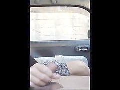 amateur japanese girl hand job in a car vol.01