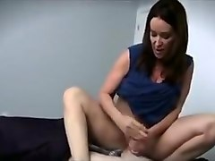 son titfuck mom