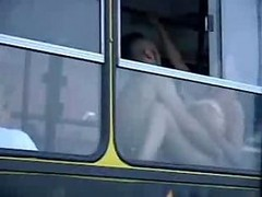 mom in bus