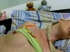 teen striping for boy