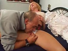 mom blow daddy s friend