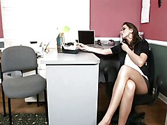 Tori Black Fucked In The Office