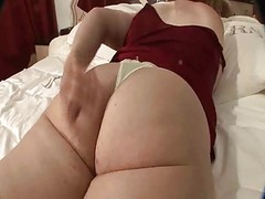 ass fingering solo