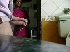 indian house maid